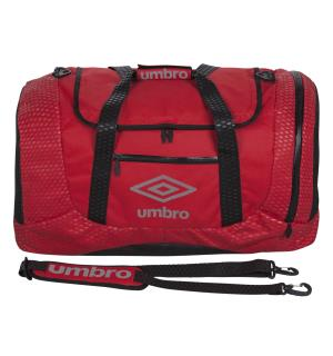 UMBRO Velocita Player Bag 40L Rød S Praktisk spillerbag