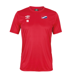 UMBRO Hasle Løren Core Poly Tee JR Hasle Løren Trenings T-skjorte Junior